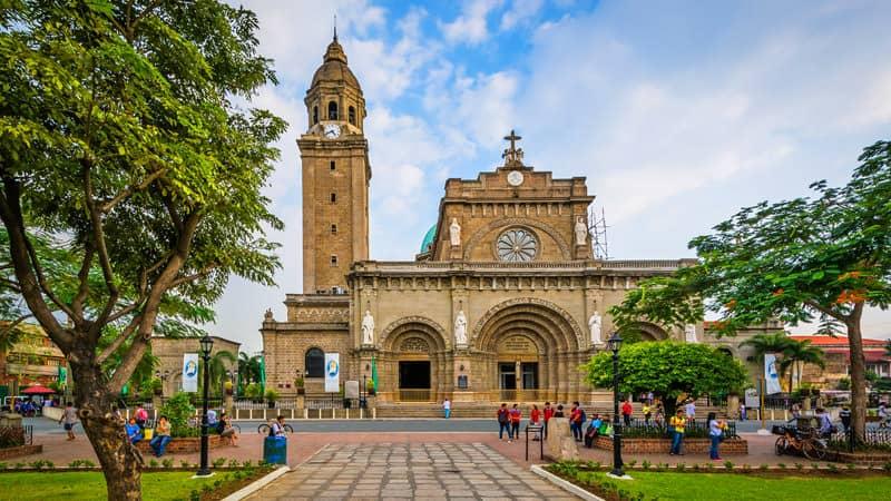 Интрамурос, Манила