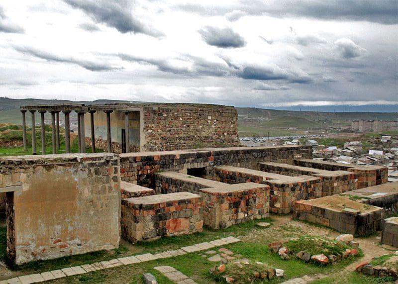 Крепость Эребуни, Армения