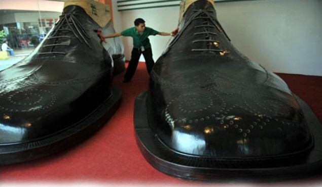 Музей обуви, Манила