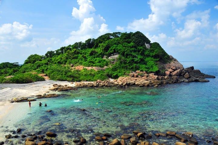 Национальный парк на острове Пиджеон