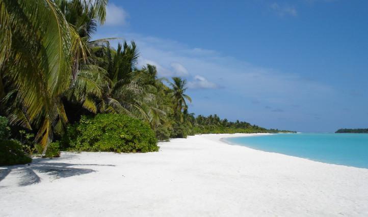 Остров Налагурайду, Мальдивы