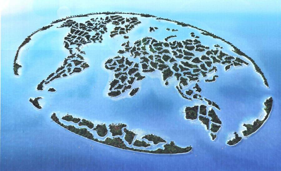Острова The World