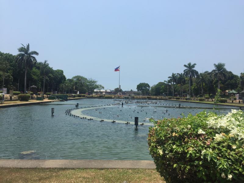 Парк Ризал, Манила