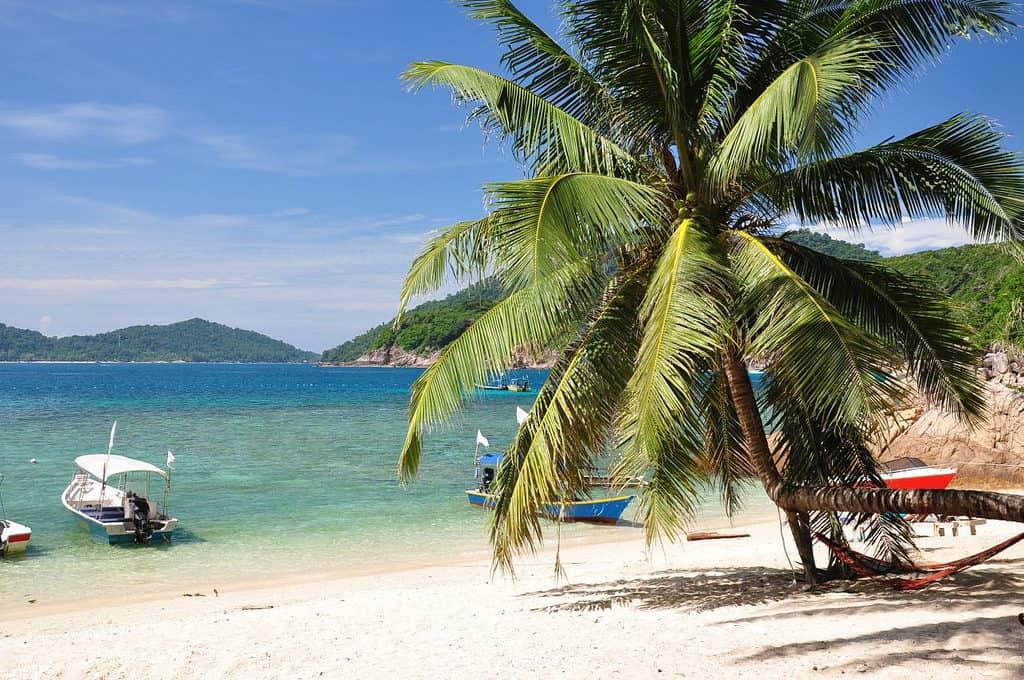 Пляж порта Диксон, Малайзия