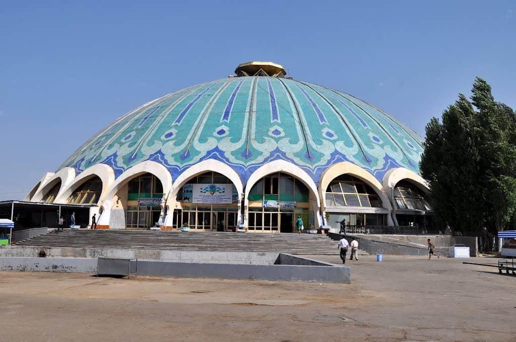 Восточный базар Чорсу, Ташкент
