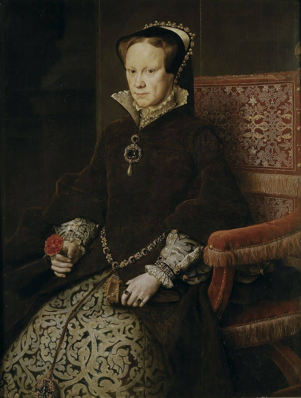 Королева Англии Мария I (Кровавая Мэри)
