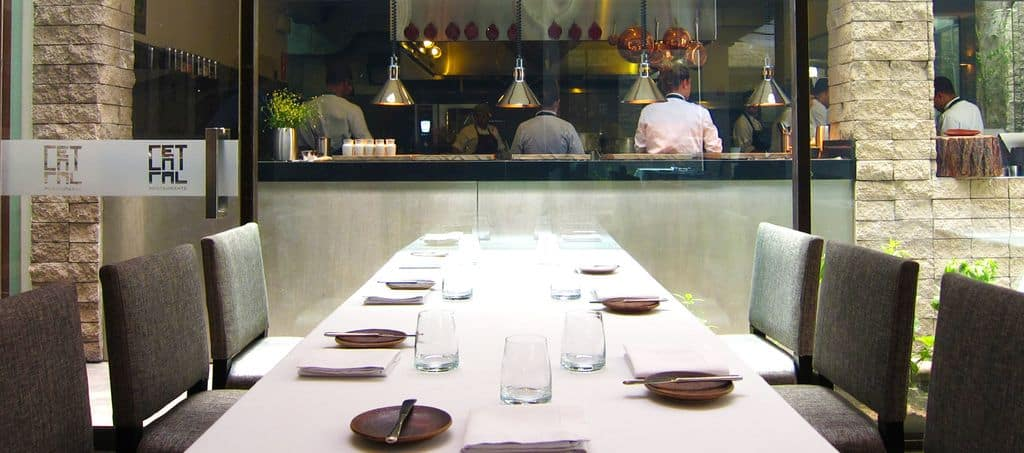 Ресторан Central в Перу