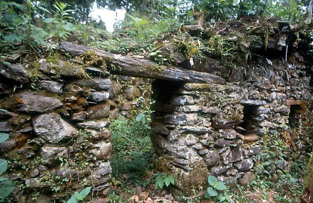Руины Вилькабамбы