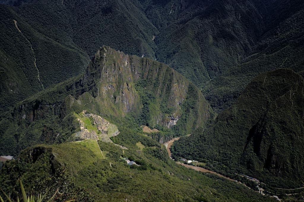 Тропы, ведущие к Мачу-Пикчу