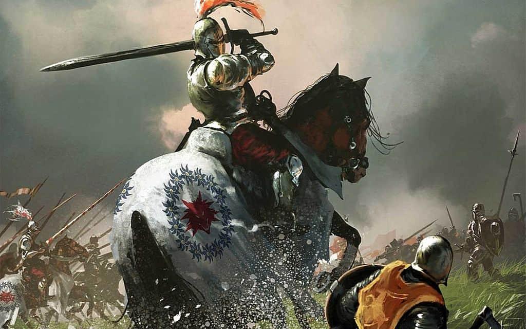 Рыцарь средневековья