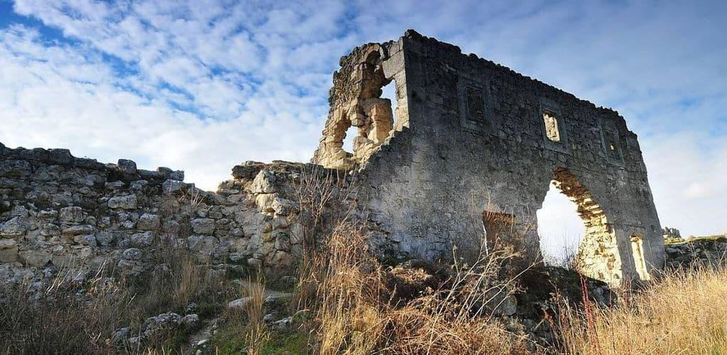Руины крепости Феодоро