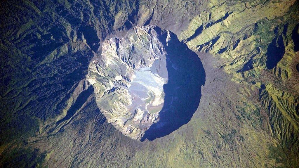 Вулкан •Тамбора