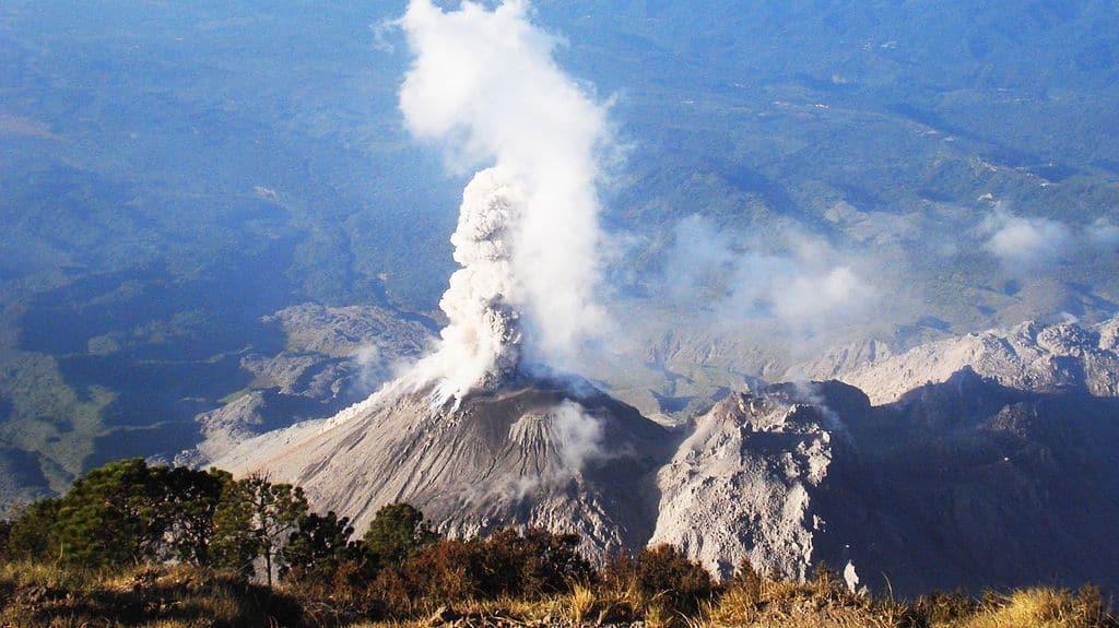 Вулкан Санта-Мария