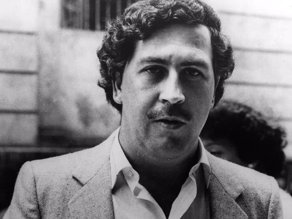 Пабло Эскобара