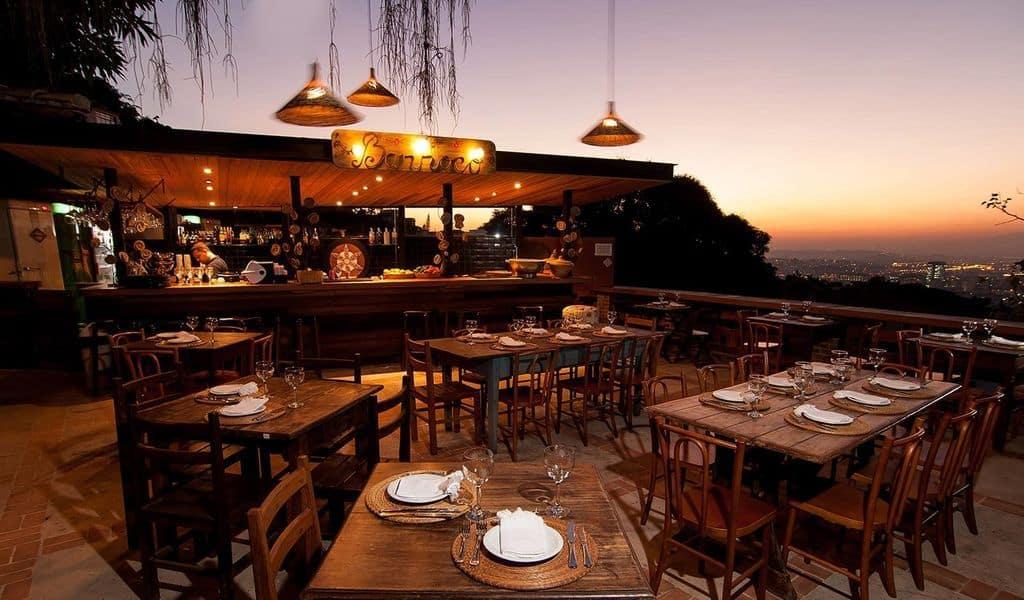 Бразильский ресторан