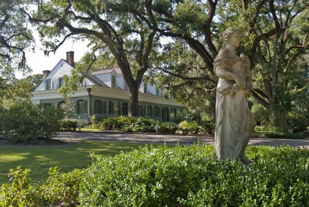 Гостиница Мэтл-плантейшн, штат Луизиана, город Св.Франсисвилль