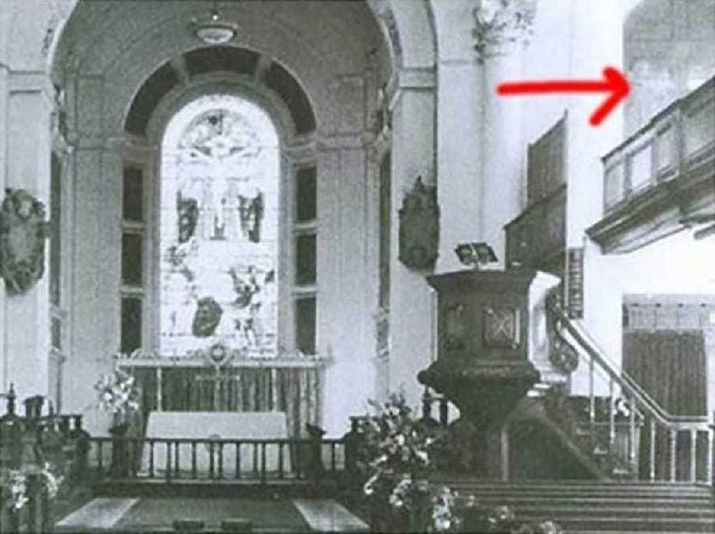 Призрак лондонской церкви