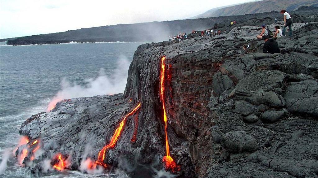 Мегавулкан Мауна-Лоа