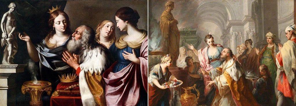 Царь Соломон и его женщины