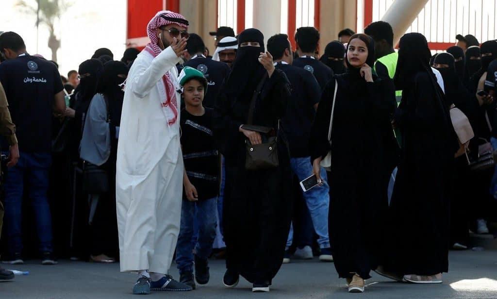 Полигамия в Саудовской Аравии