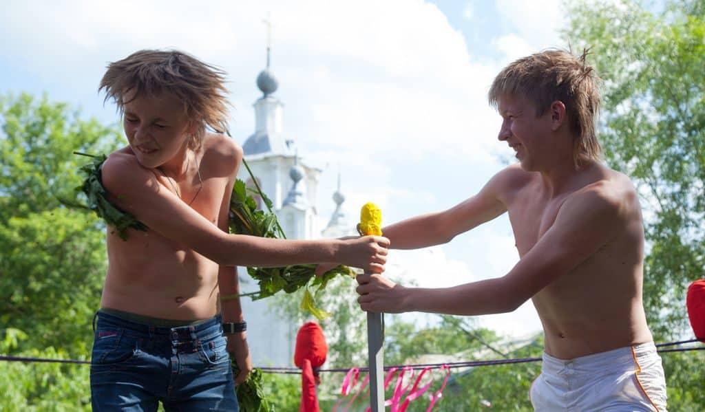 Фестиваль крапивы