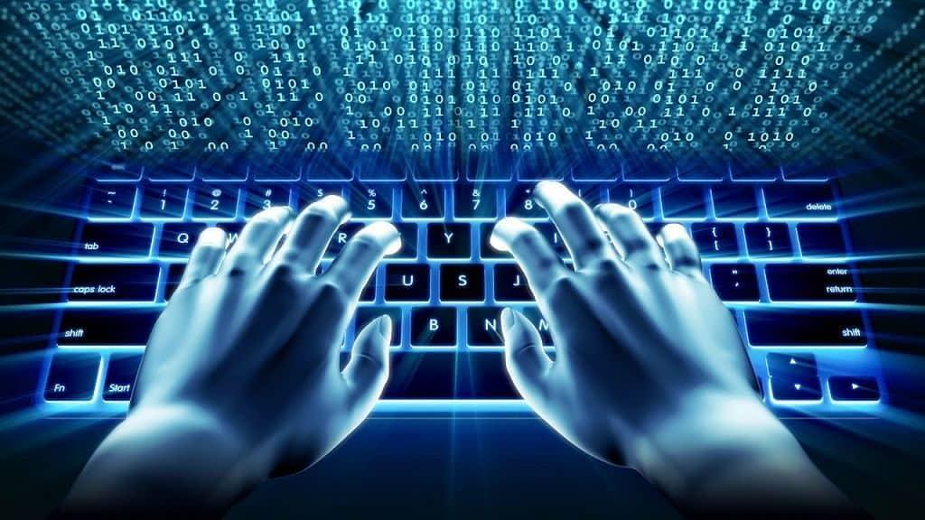 Первый сеанс связи между компьютерами