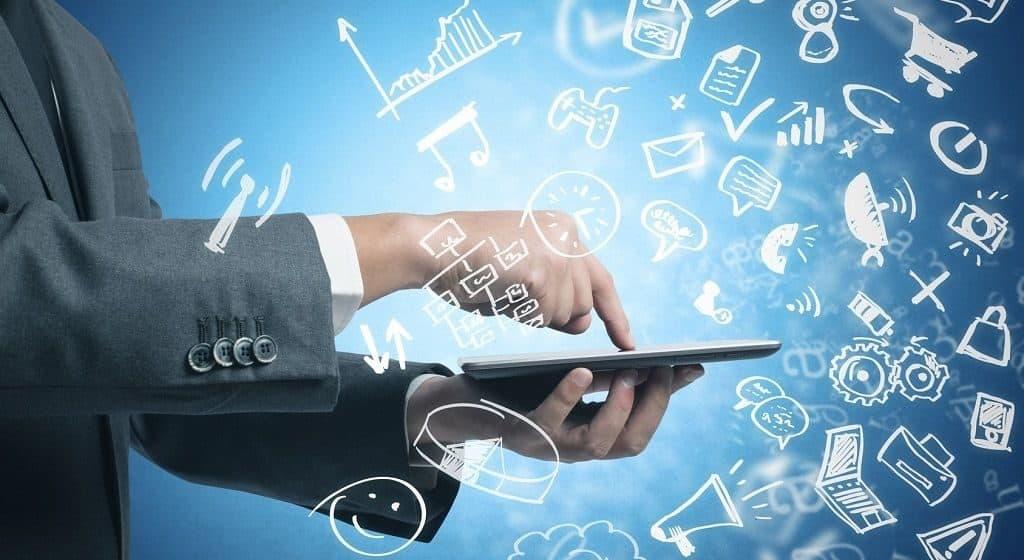 Интернет как средство общения и обмена информации