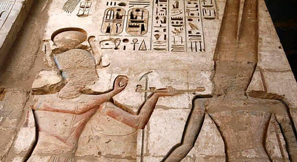 Стоматология в Древнем Египте