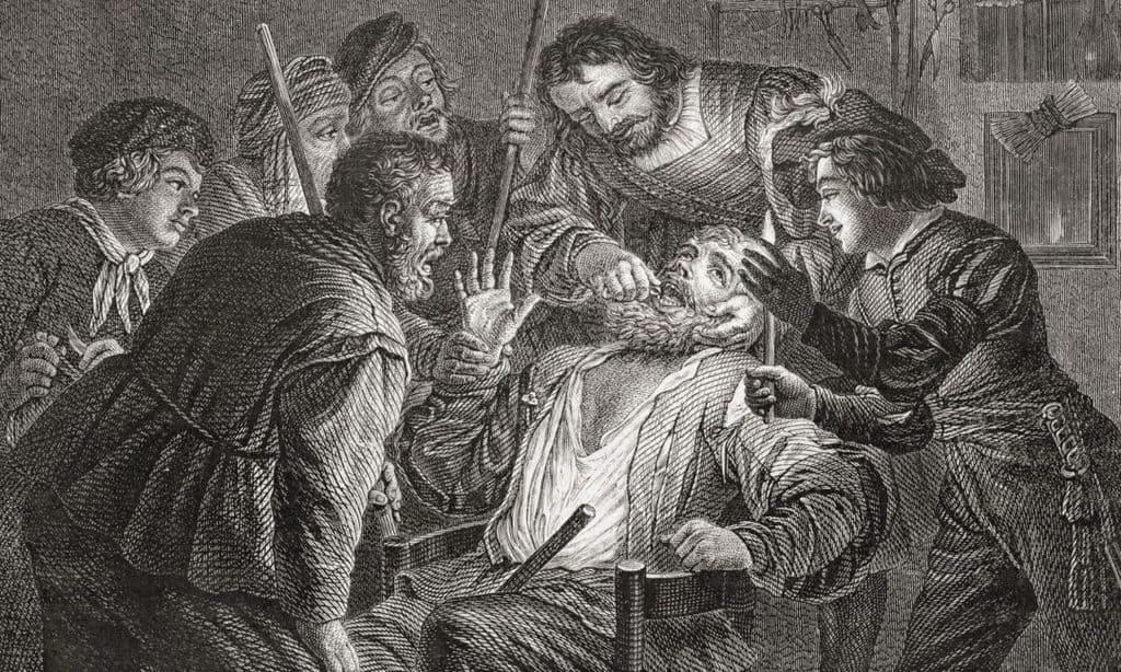 Стоматология в средние века