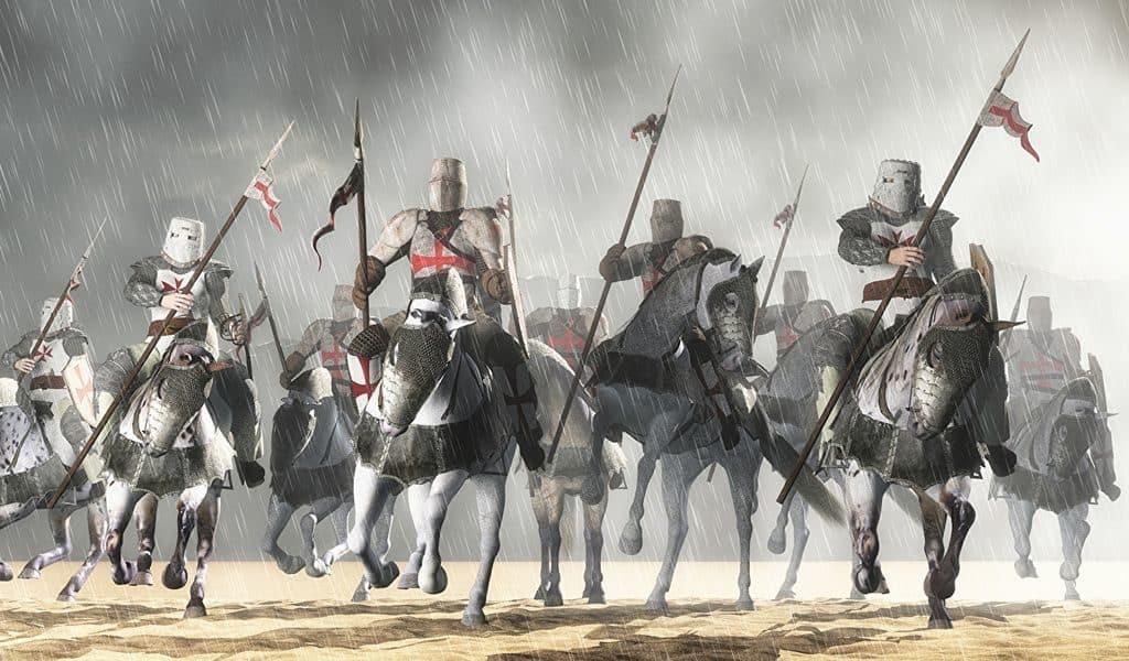 Что носили рыцари в Средневековье