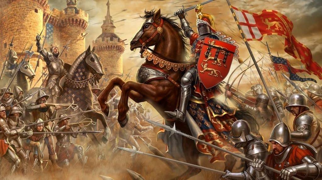 Рыцарская битва