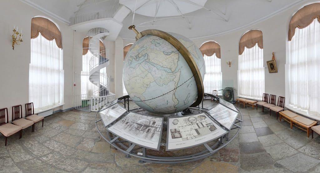 Глобус готторпский