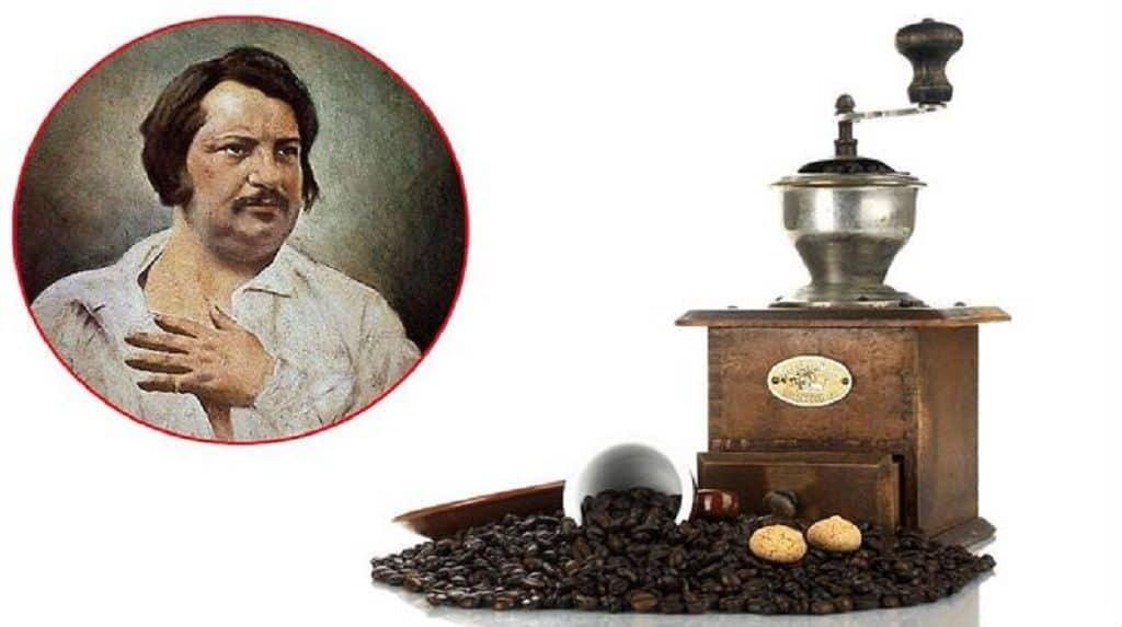 Бальзак и кофе