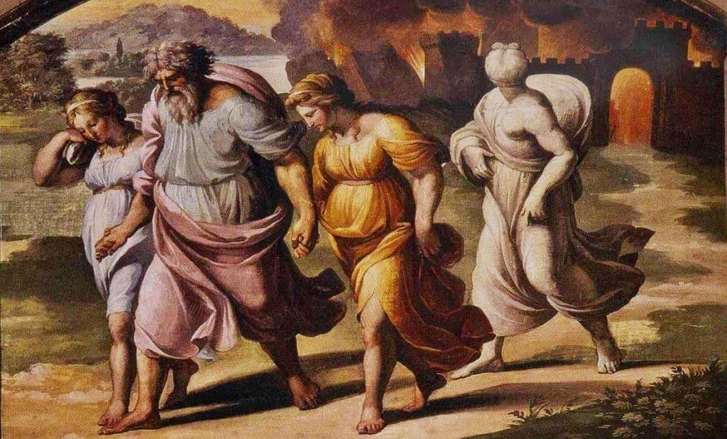 Падение Содома и Гоморры