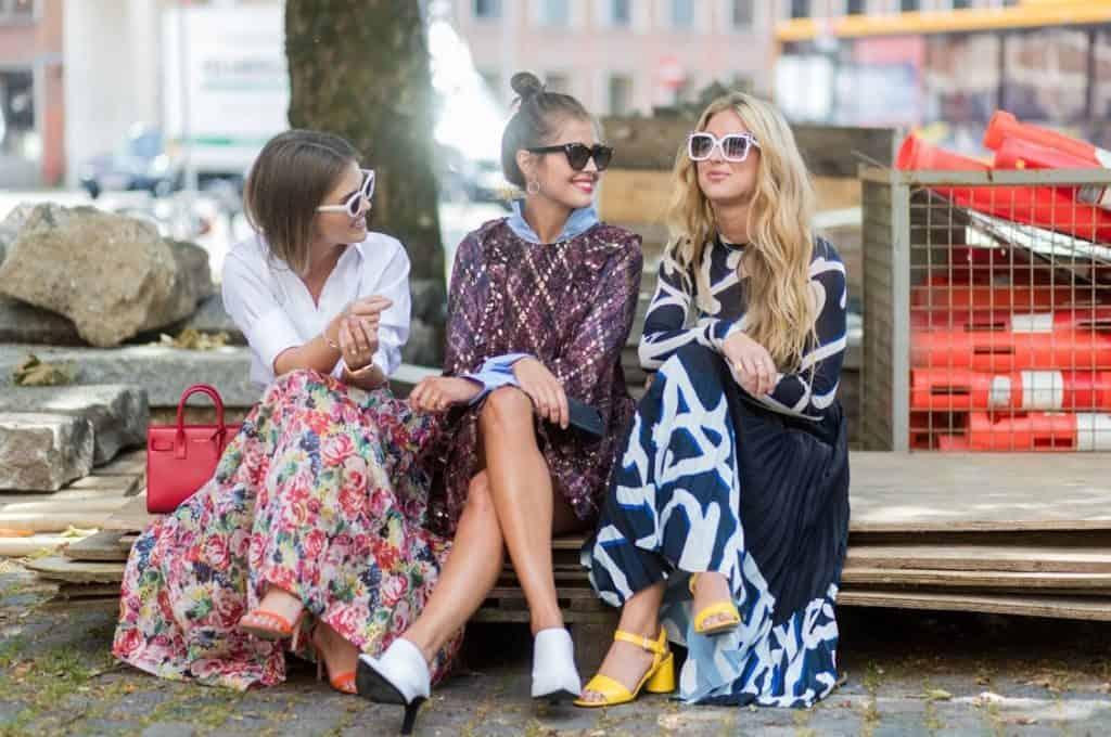 Мода Дании