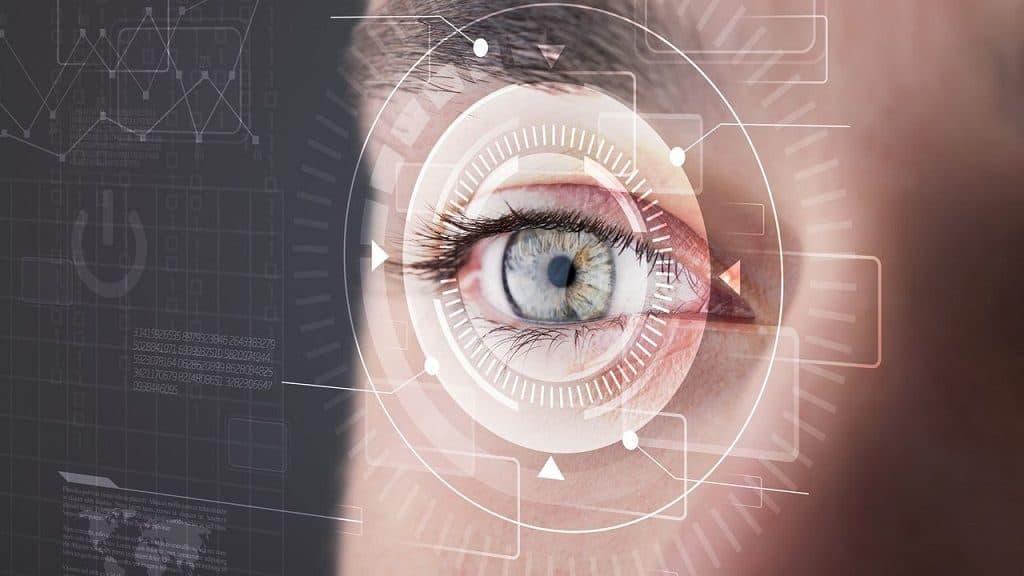 Стандартный тип зрения