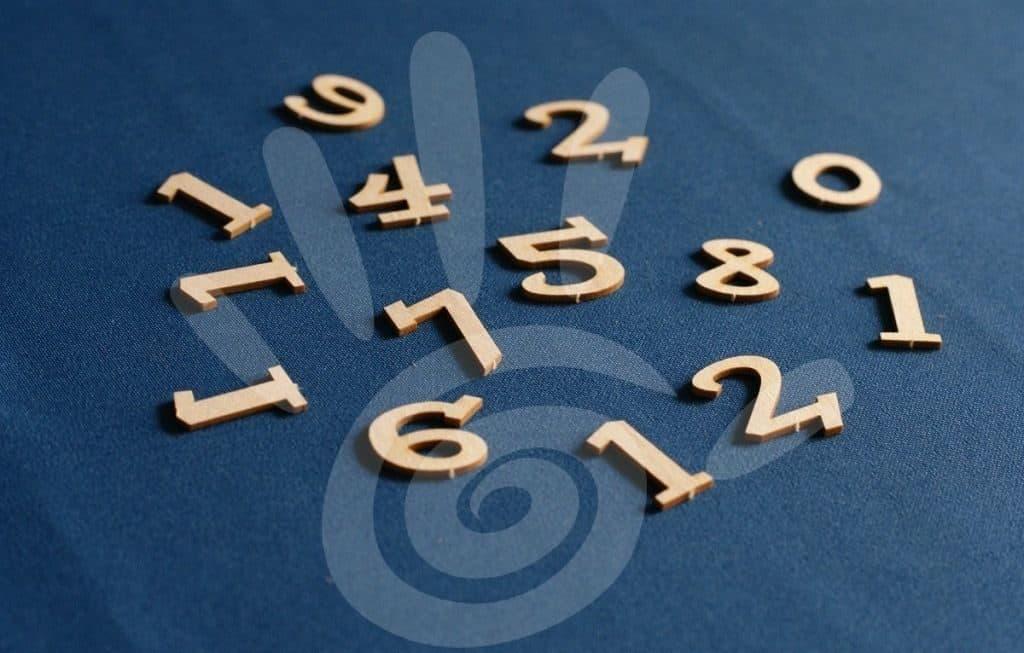 Использование арабских цифр