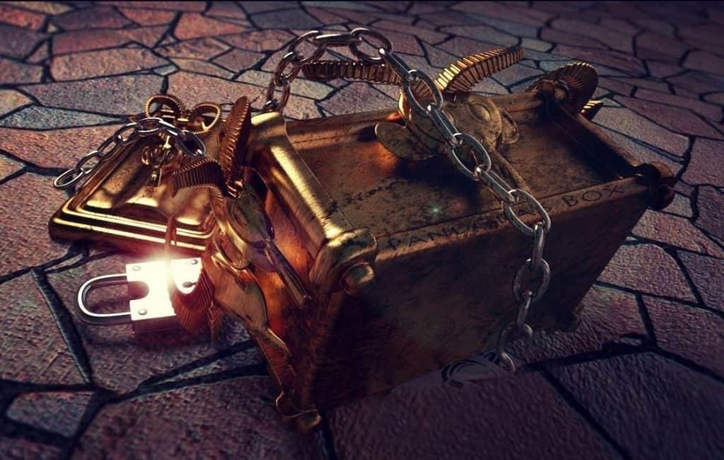 Миф о ящике Пандоры