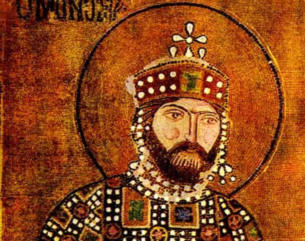 Константин 9 Мономах