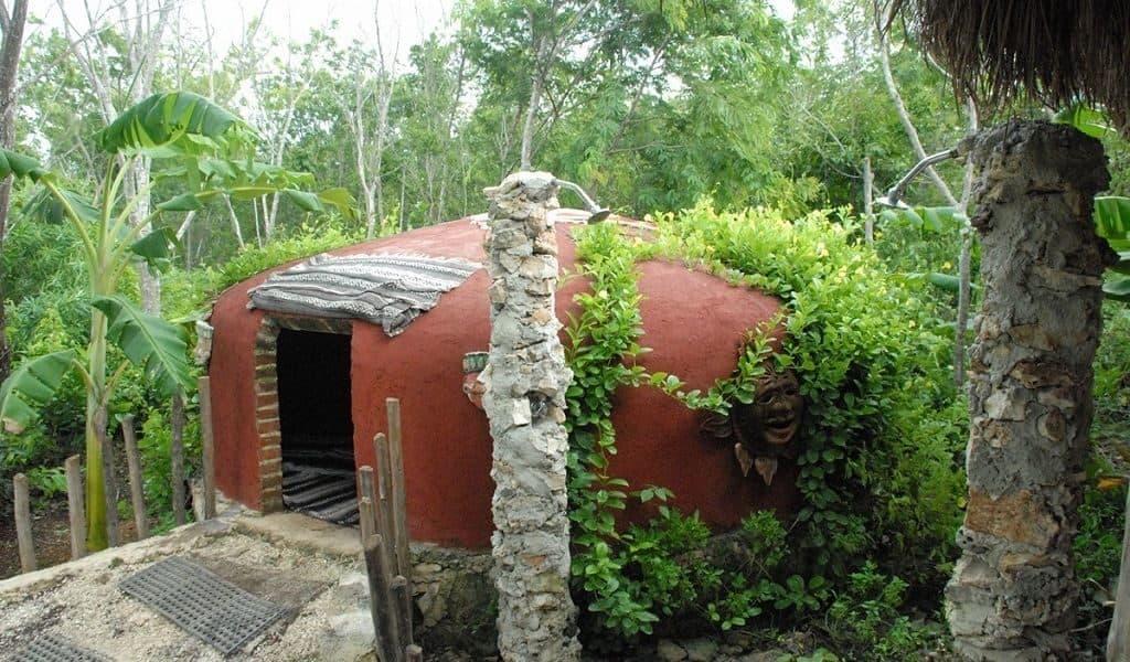 Мексиканская баня темаскаль