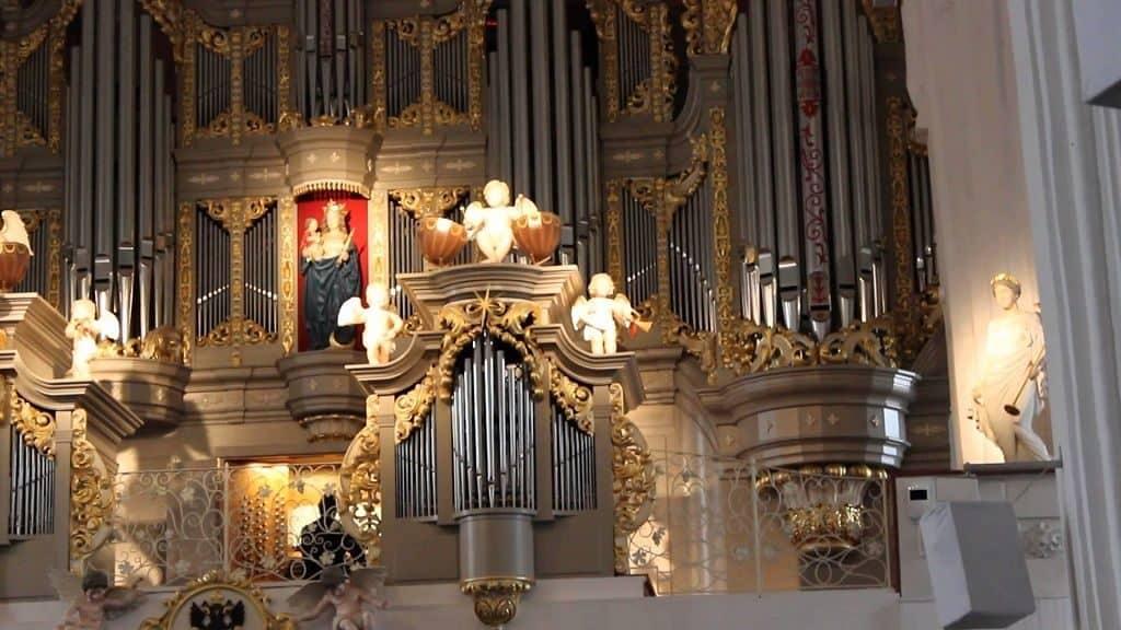 Орган в Калининграде