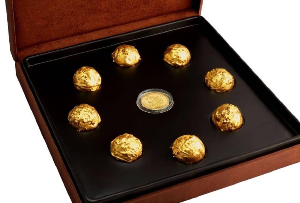Элитные конфеты Delafee