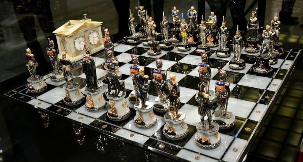 Королевские шахматы