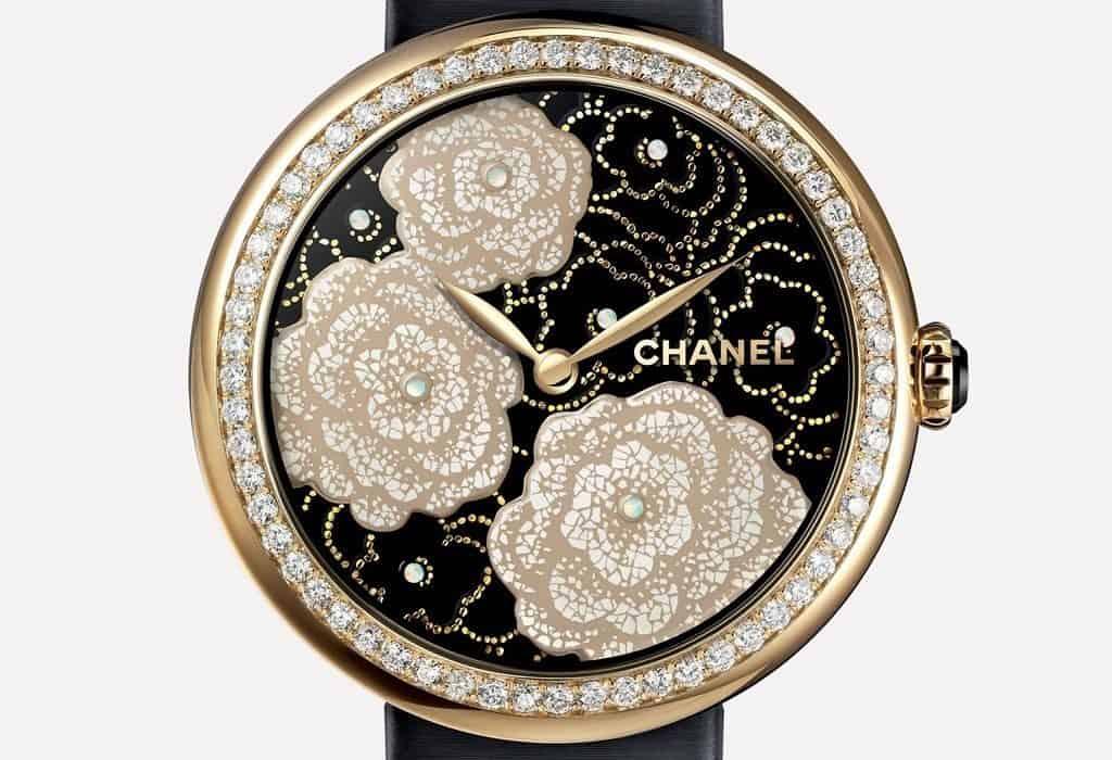 Часы от Шанель