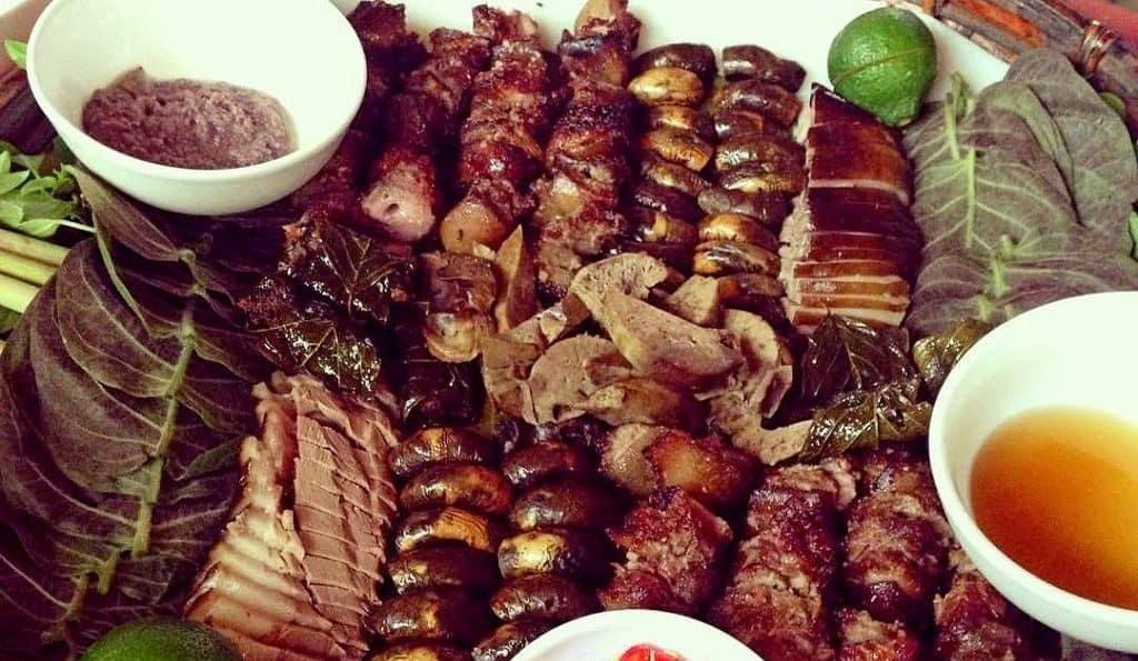 Корейские блюда из собак