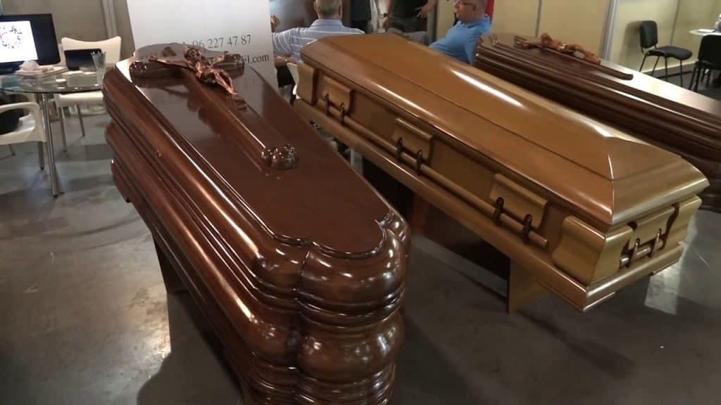 Итальянские гробы