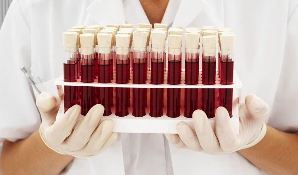 2 новых вида белка на мембранах эритроцитов