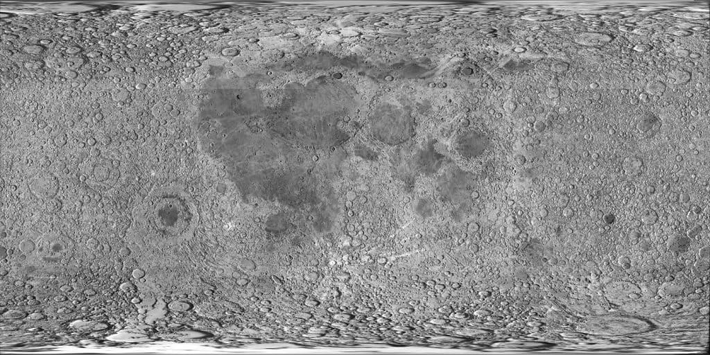 Аномальные объекты на Луне