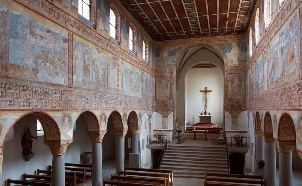 Санкт-Галленское аббатство