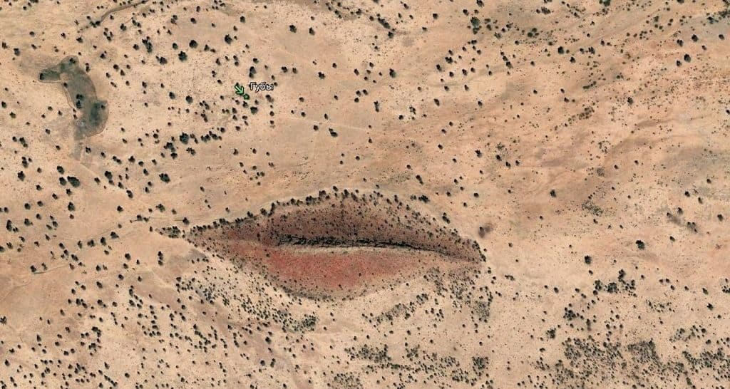 Дарфурские губы